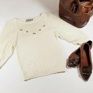 Vintage Boho Sweater